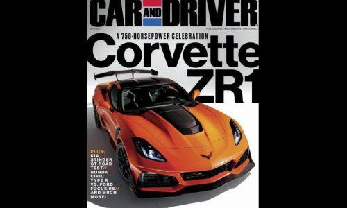 2018 Chevrolet Corvette ZR1 to be revealed November 12 (video)