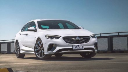 2018 Holden Commodore up for World Car of the Year award