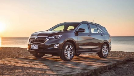 2018 Holden Equinox on sale in Australia from $27,990
