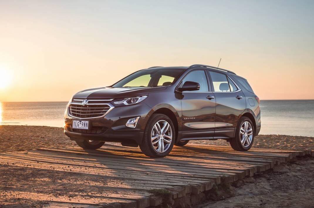 2018 Holden Equinox on sale in Australia from $27,990 | PerformanceDrive