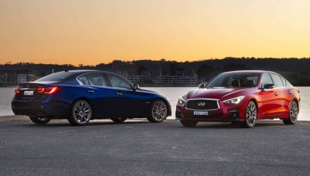 2018 Infiniti Q50 now on sale in Australia from $54,900