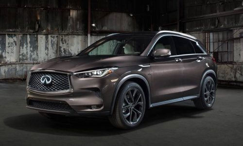 2018 Infiniti QX50 revealed with 200kW variable compression engine