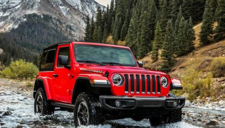 2018 Jeep Wrangler officially unveiled; new 2.0T & 3.0 EcoDiesel