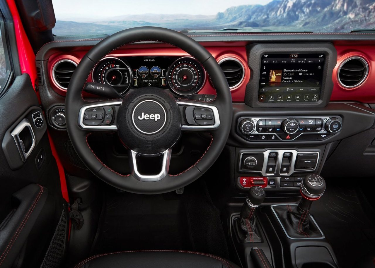 Image Result For New Jeep  Wrangler New Interior