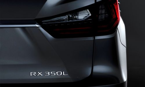 Lexus RX 350L 7-seat SUV confirmed, debuts at LA show