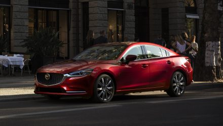 2018 Mazda6 revealed with more premium feel, 2.5 turbo