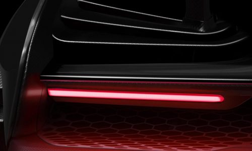"""McLaren previews new Ultimate Series again, """"most extreme"""" road car yet"""
