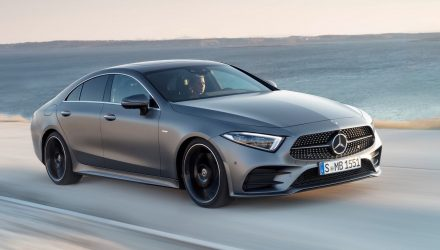 2018 Mercedes-Benz CLS revealed, debuts inline six engines