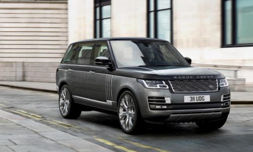 2018 Range Rover Autobiography debuts with PHEV option, LWB only