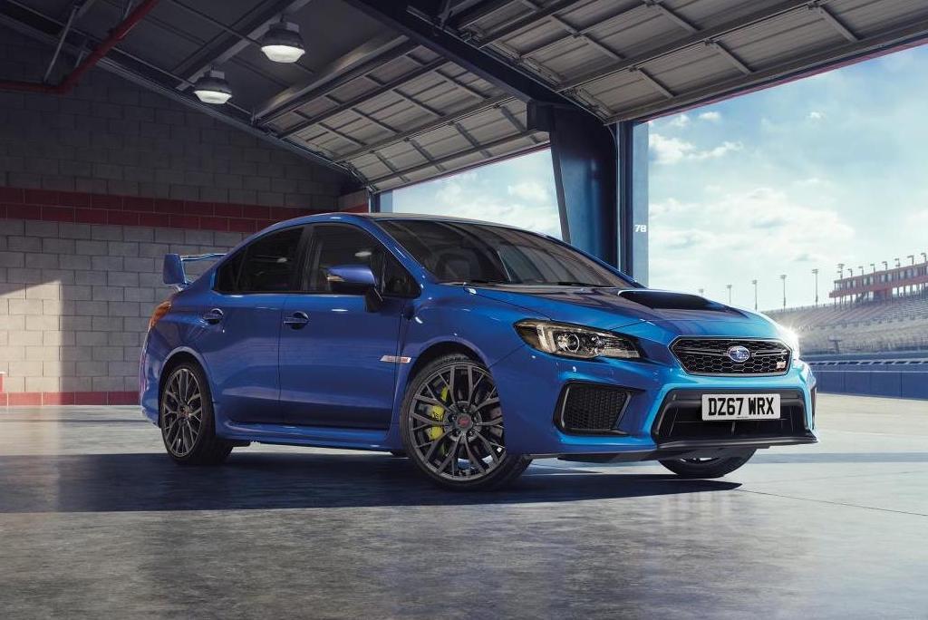 2018 Subaru Wrx Sti Final Edition Says Goodbye To An Era