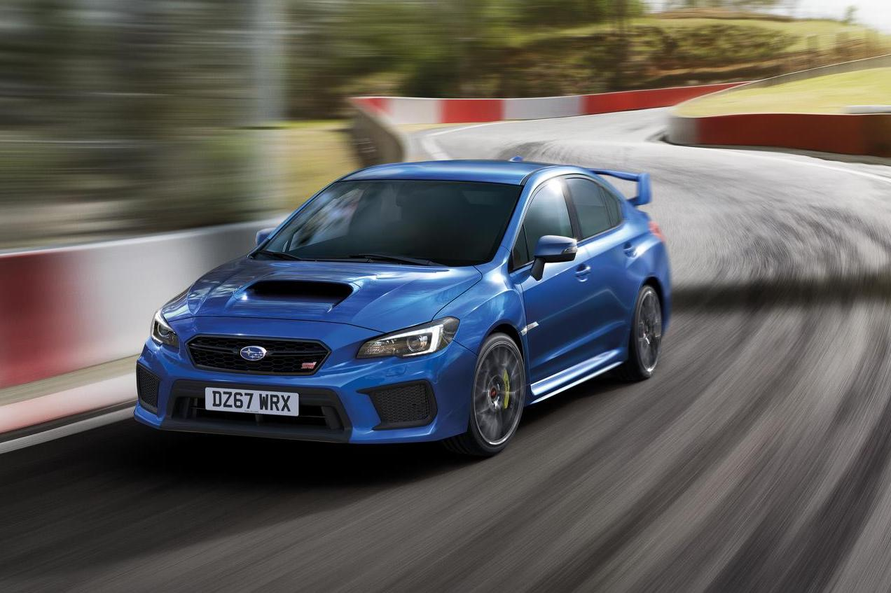 2018 Subaru WRX STI Final Edition says goodbye to an era ...