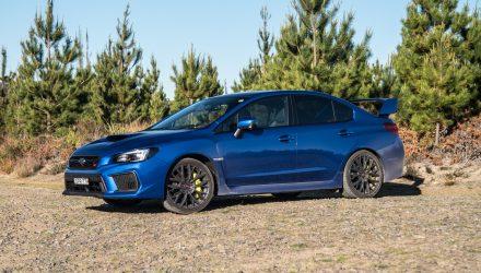 2018 Subaru WRX STI review – spec.R & Premium (video)