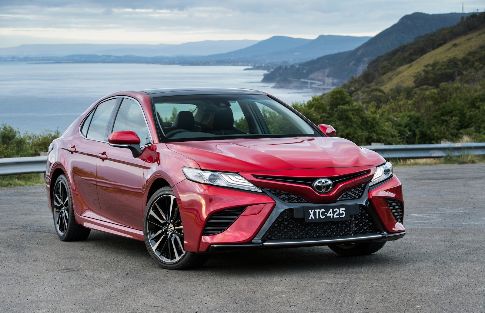 2018 Toyota Camry Now On Sale In Australia With V6 Option