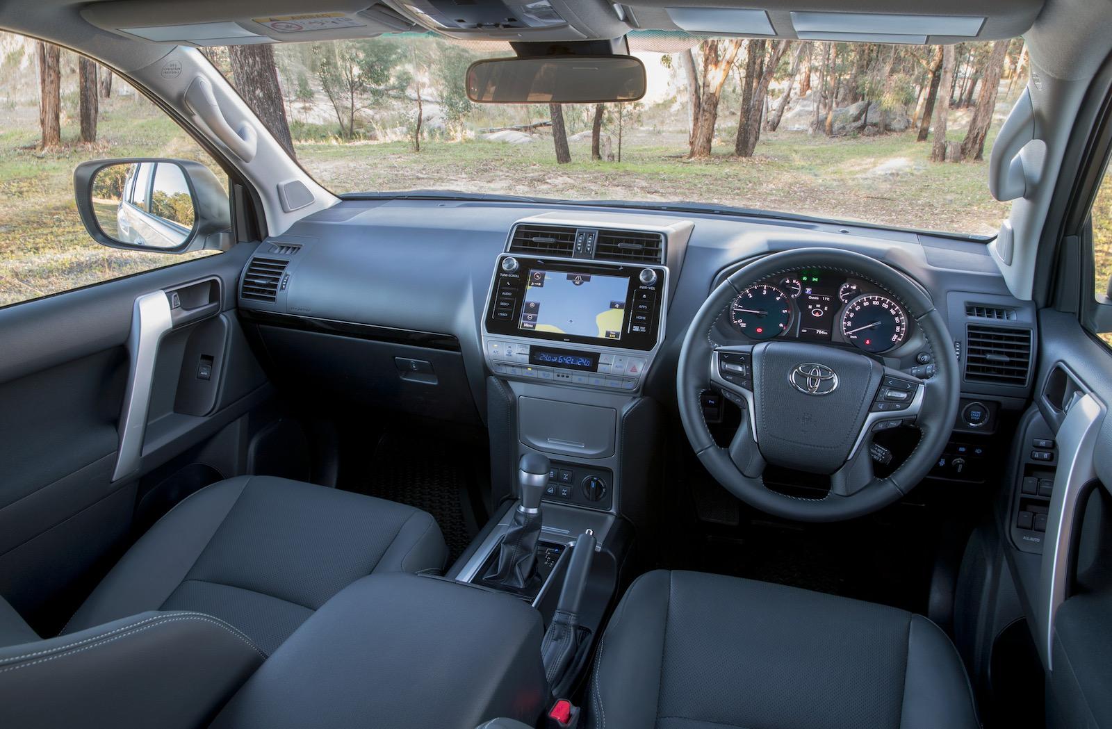 2018 Toyota LandCruiser Prado now on sale in Australia ...