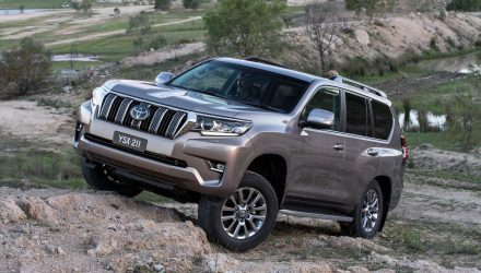 2018 Toyota LandCruiser Prado now on sale in Australia