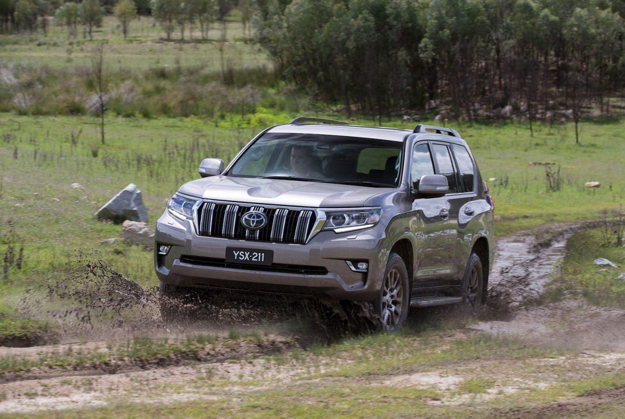 2018 Toyota Landcruiser Prado Now On Sale In Australia