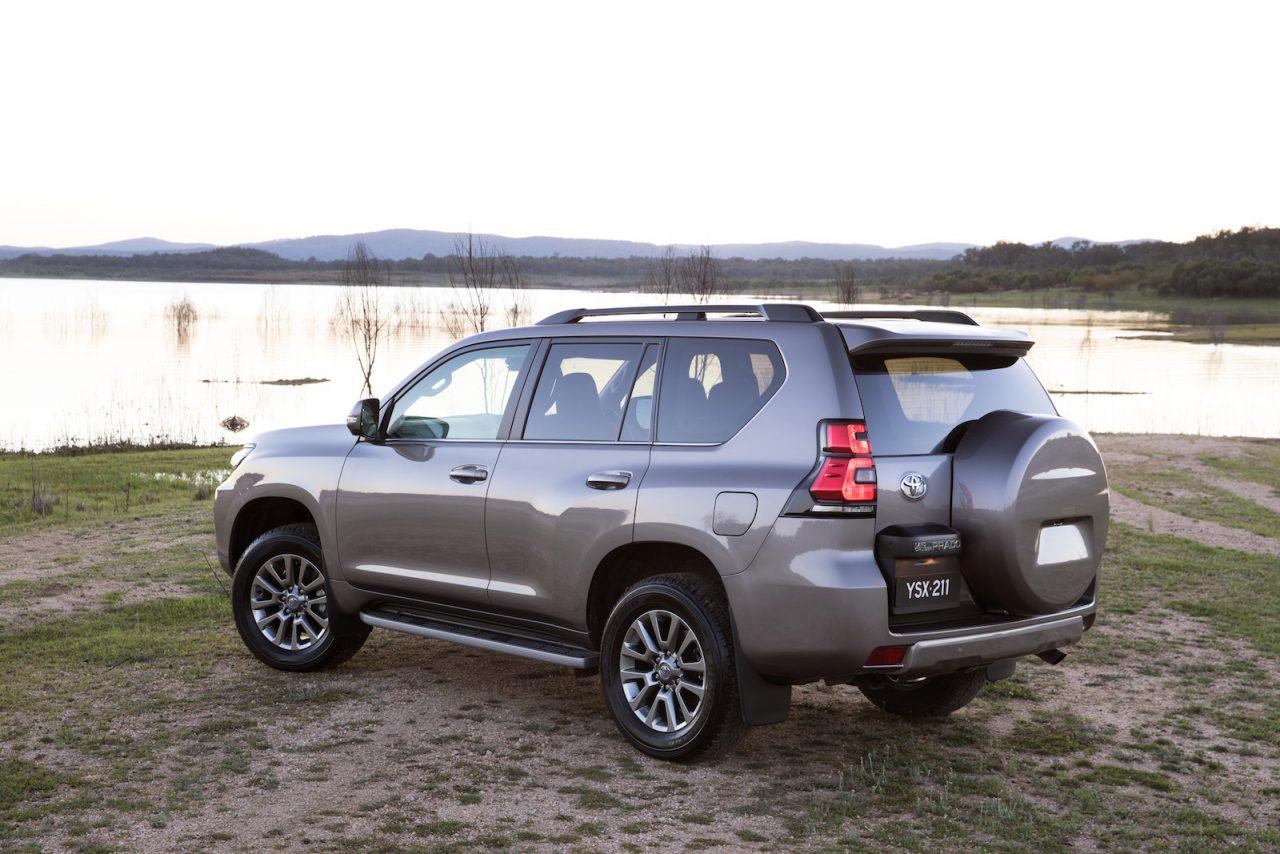 Prado Auto Sales >> 2018 Toyota LandCruiser Prado now on sale in Australia ...