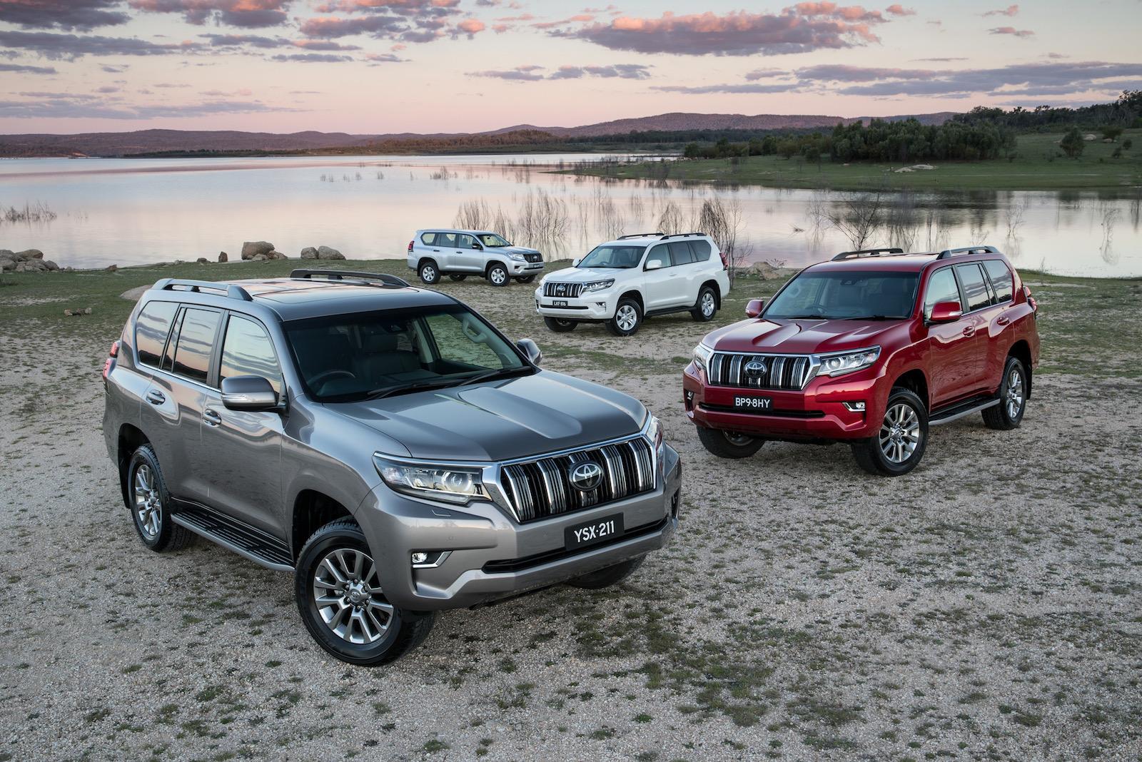 2018 Toyota LandCruiser Prado now on sale in Australia | PerformanceDrive