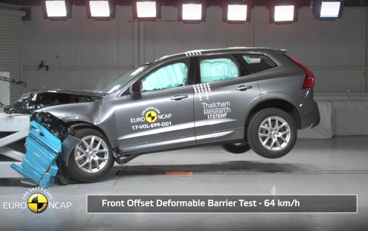 Five Star Toyota >> 2018 Volvo XC60 awarded 5-star ANCAP safety rating ...