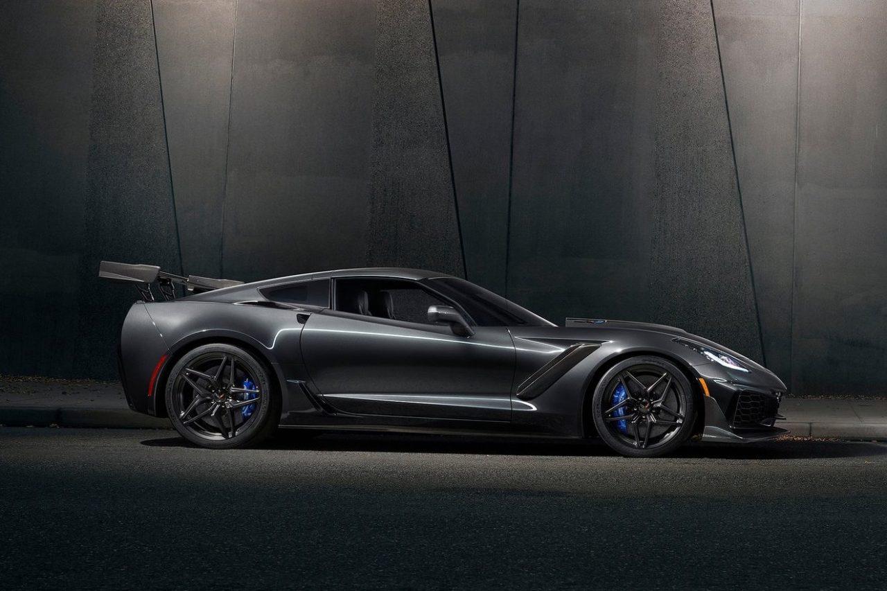 2019 Chevrolet Corvette ZR1 debuts with 755hp LT5 engine ...