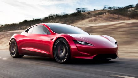 2020 Tesla Roadster revealed; 0-60mph in 1.9 sec, 1000km range