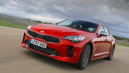 Kia Stinger nominated for 2018 World Car of the Year award