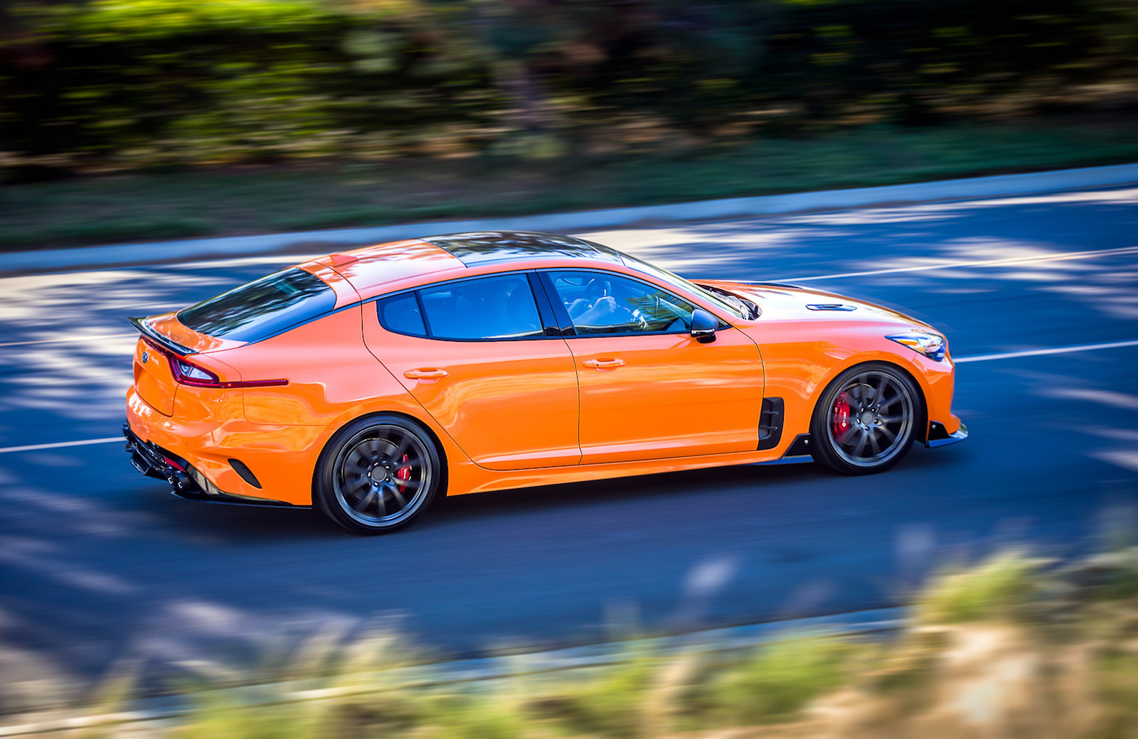 Kia Stinger GT Federation edition put together by American ...