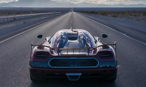 Koenigsegg Agera RS sets top speed record, new fastest car in the world