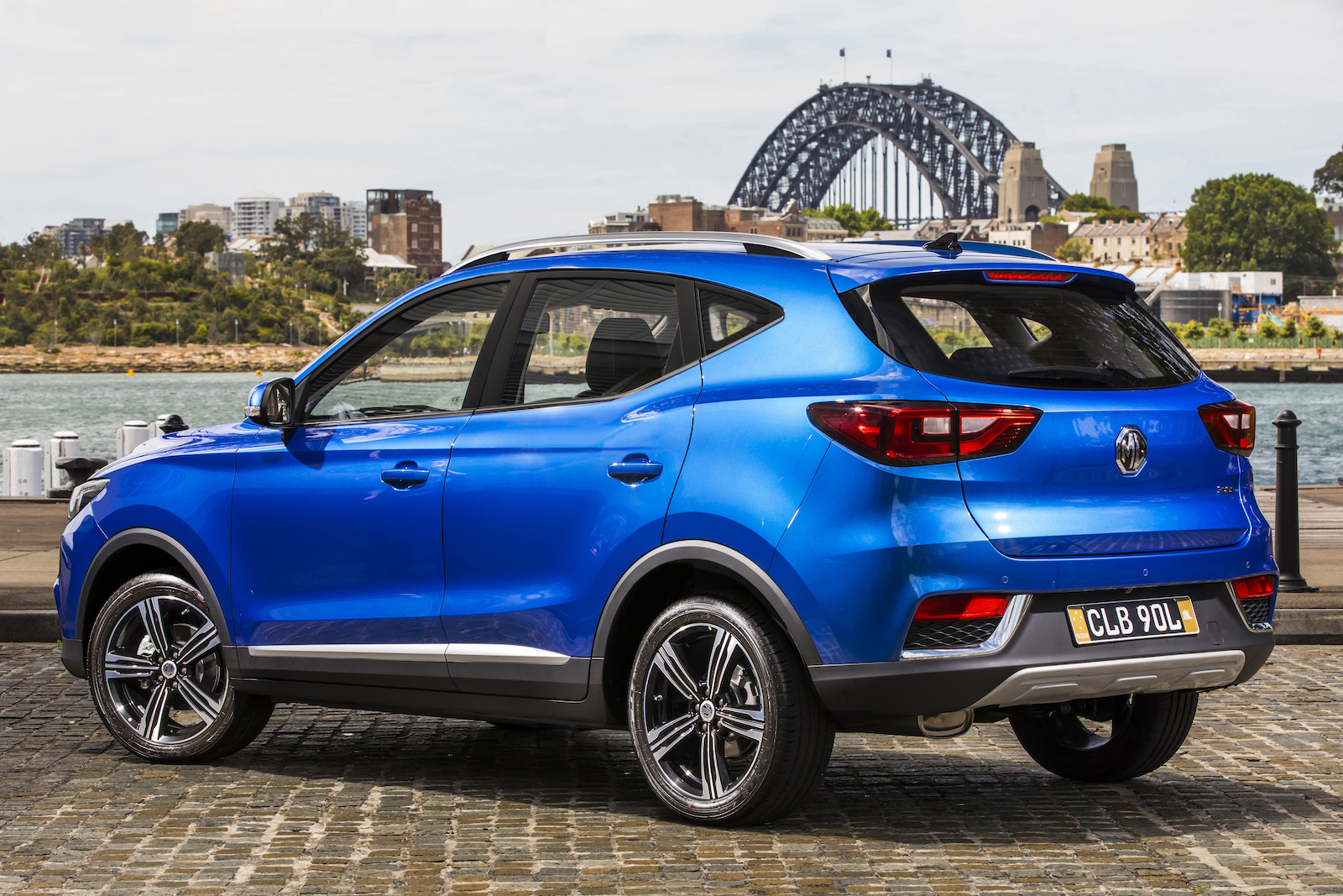 News - MG Details 2018 ZS SUV, $20,990 Onwards
