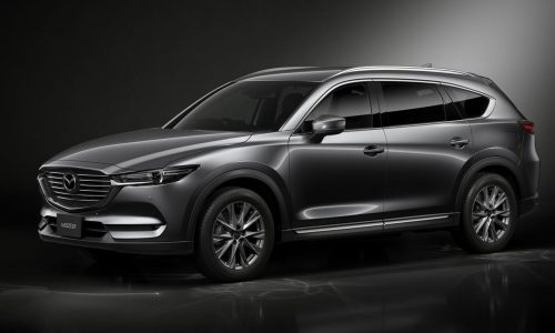New Mazda 'CX-7' in the works, to be made in US for the US market