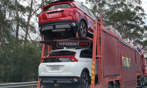 Mitsubishi Eclipse Cross lands in Australia, on sale in December
