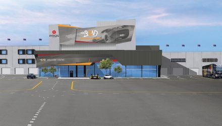 Rydges plans trackside hotel for new The Bend Motorsport Park