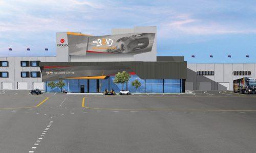 Rydges plans trackside hotel for new The Bend Motorsport Park