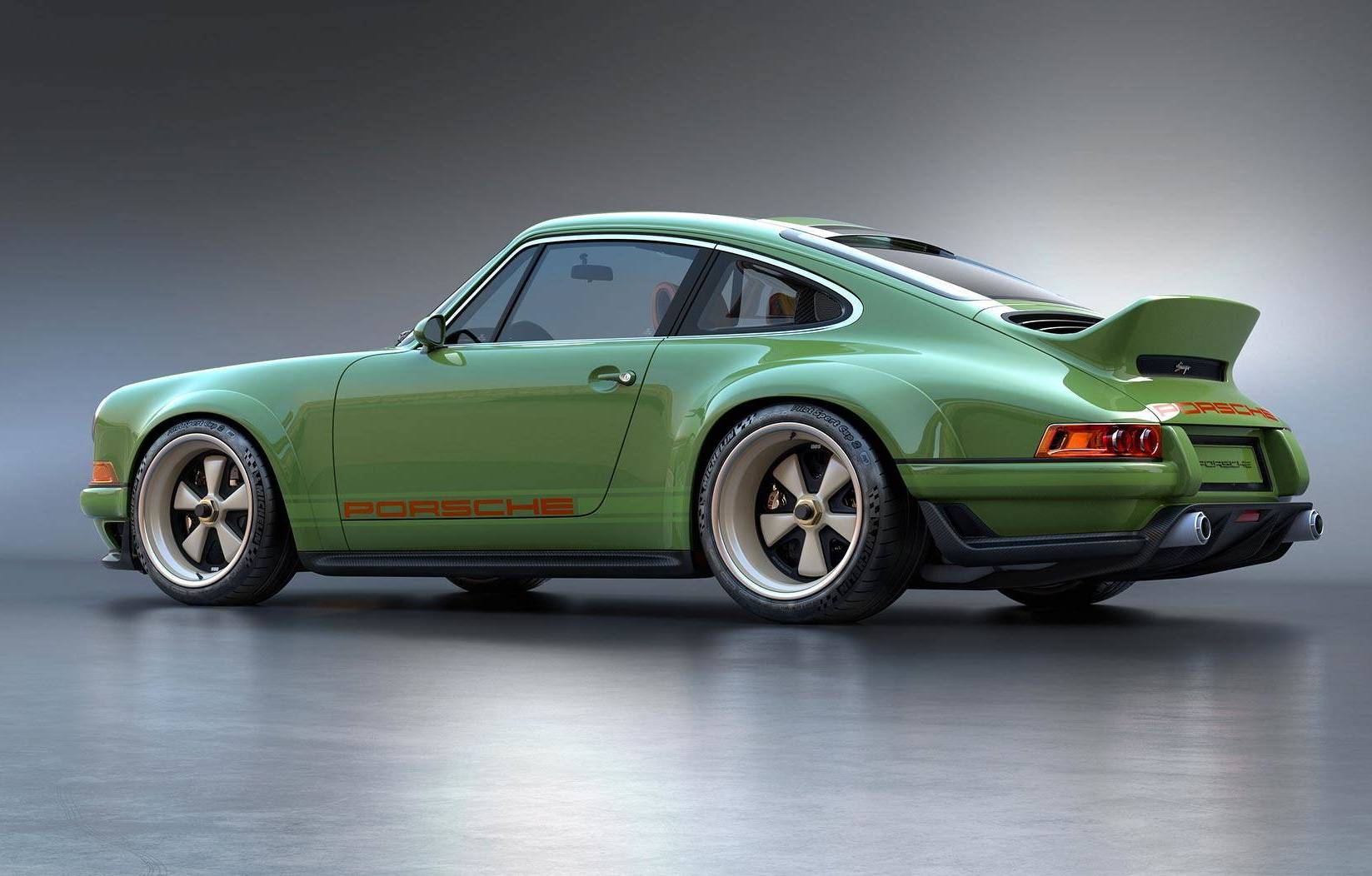 Singer Design Porsche 911 Project With Williams Tech Finished Performancedrive
