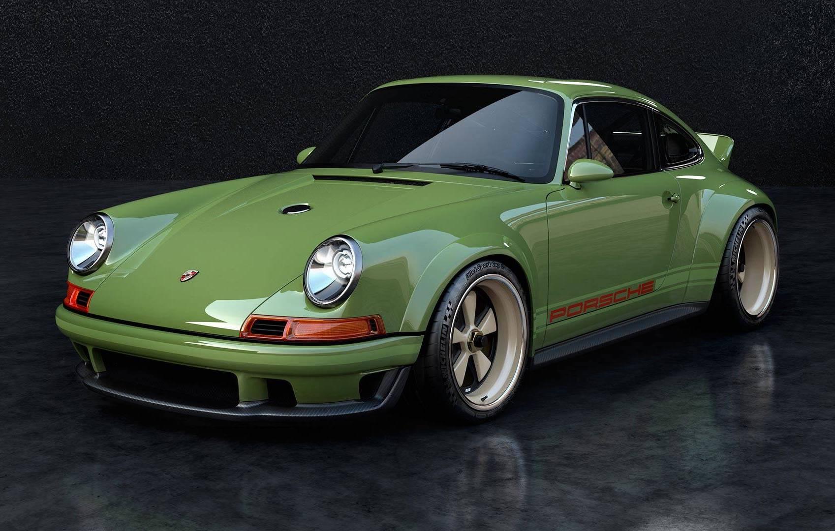 Singer Design Porsche 911 project with Williams tech