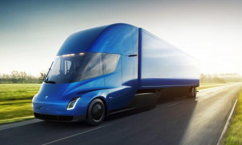 Tesla Semi truck revealed, does 0-60mph in 5.0 seconds