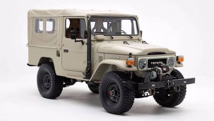 The FJ Company recreates classic with modern V6, 24 being made
