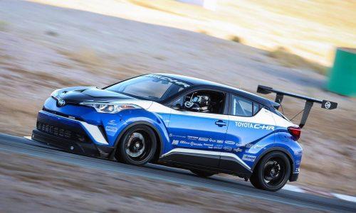 Toyota C-HR R-Tuned concept is quicker than a McLaren