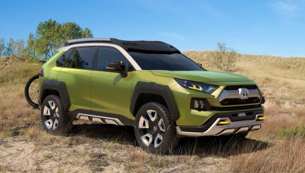 Toyota FT-AC concept shows rugged SUV of the future
