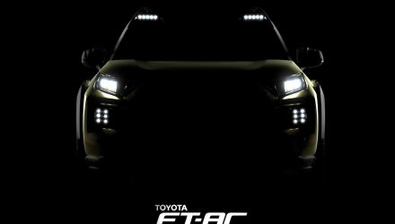 Toyota FT-AC adventure off-road concept heading to LA show