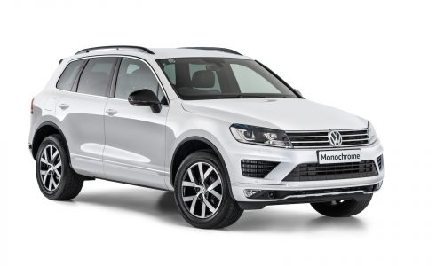 Volkswagen Touareg Monochrome announced for Australia