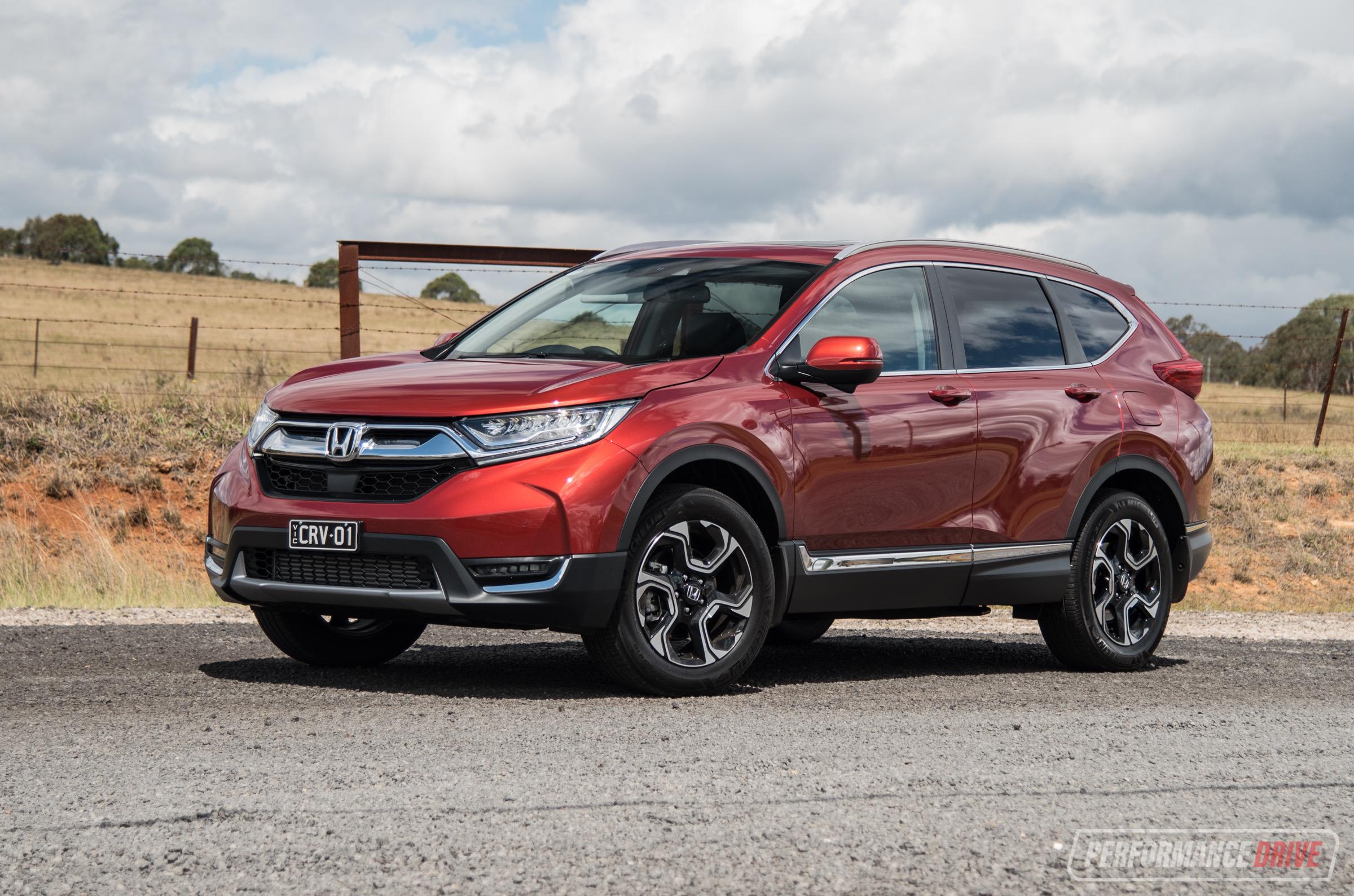 2018 Honda CR-V review – VTi-L & VTi-LX (video)