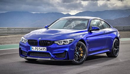 BMW M4 CS prices slashed in Australia by $20,000