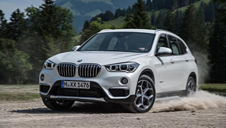 2018 BMW X1 sDrive18i added to Australian lineup