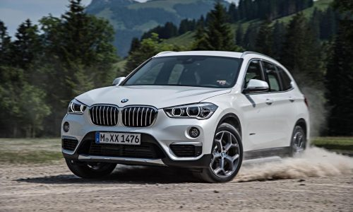 2018 BMW X1 sDrive18i added to Australian lineup