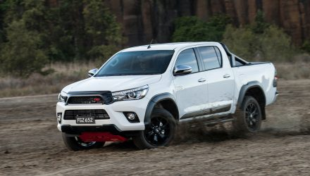 Electrified Toyota HiLux coming by around 2025, part of aggressive EV plan