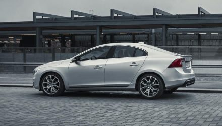 Volvo S60 & V60 Polestar World Championship Editions announced