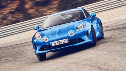 Alpine A110 'Sport' in the works, more power & less weight – report