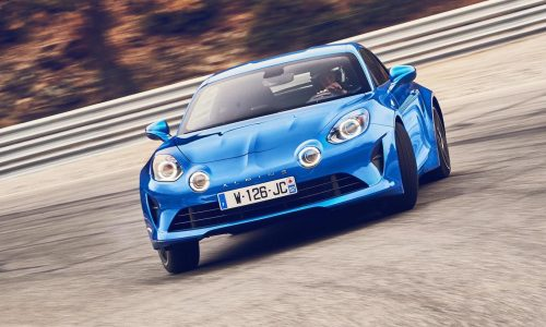 Alpine A110 'Sport' in the works, more power & less weight –report