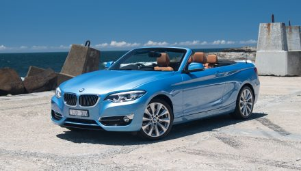 2018 BMW 230i convertible review (video)